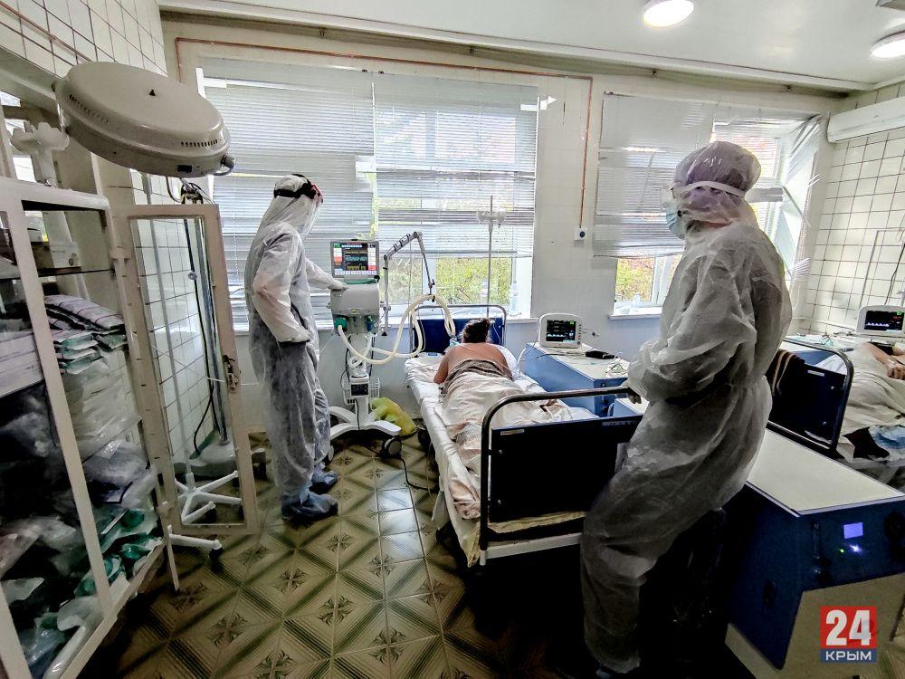 Почему смертность от коронавируса остаётся на прежнем уровне в Крыму