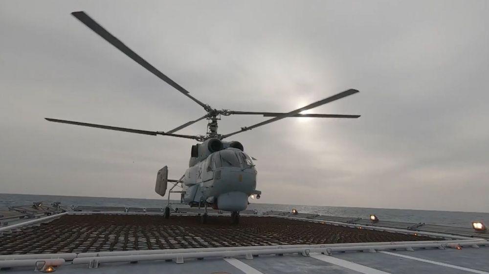 На Черноморском флоте начались плановые учения Морской авиации
