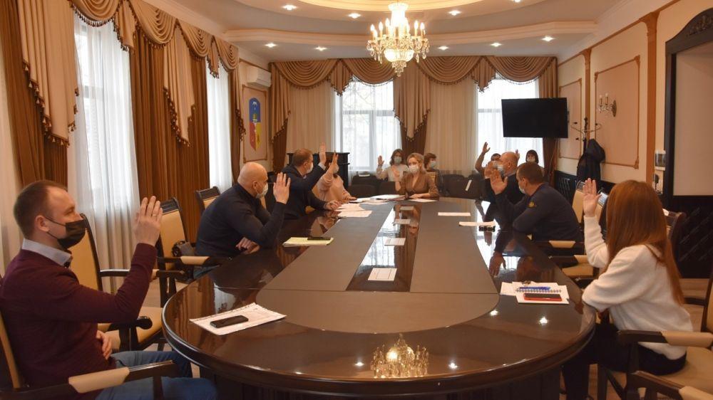 В Бахчисарайском городском совете состоялись публичные слушания