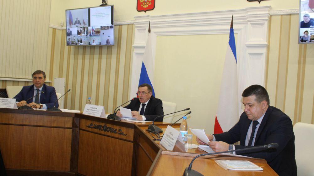 В 2021 году Минсельхоз Крыма ожидает увеличение показателей во всех отраслях сельхозпроизводства – Андрей Рюмшин
