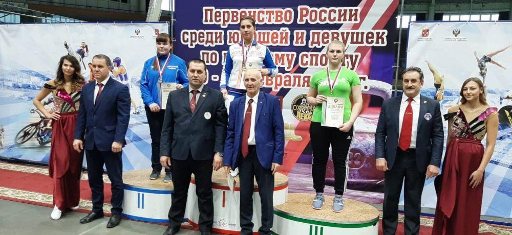 Первая крымская чемпионка первенства России по гиревому спорту: о фигуре и спортивной инфраструктуре