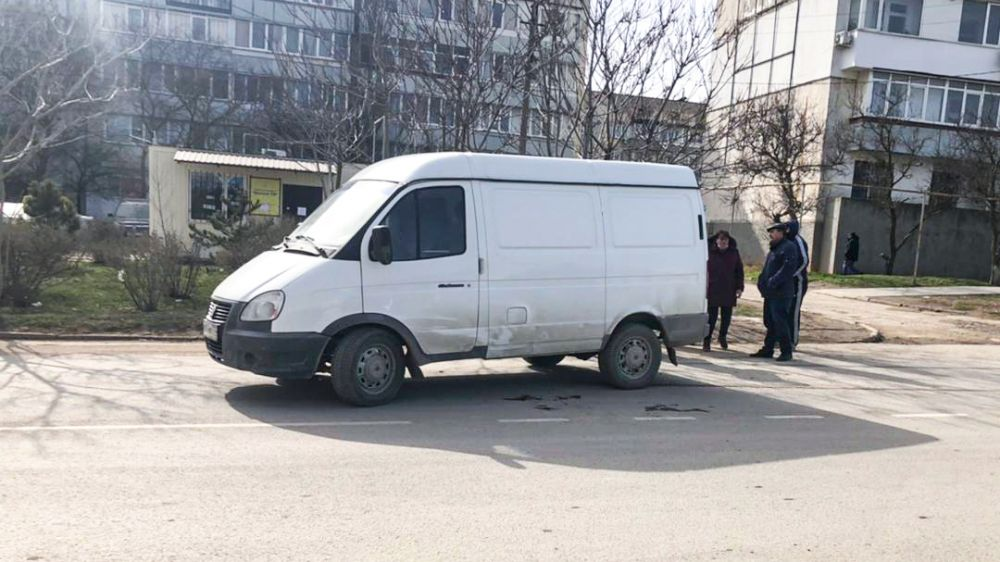 В п. Черноморское в результате ДТП пострадал ребенок