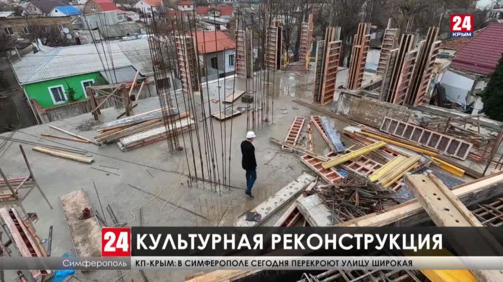 Реставрация и капремонт. Какие учреждения культуры Республики обновят в этом году?