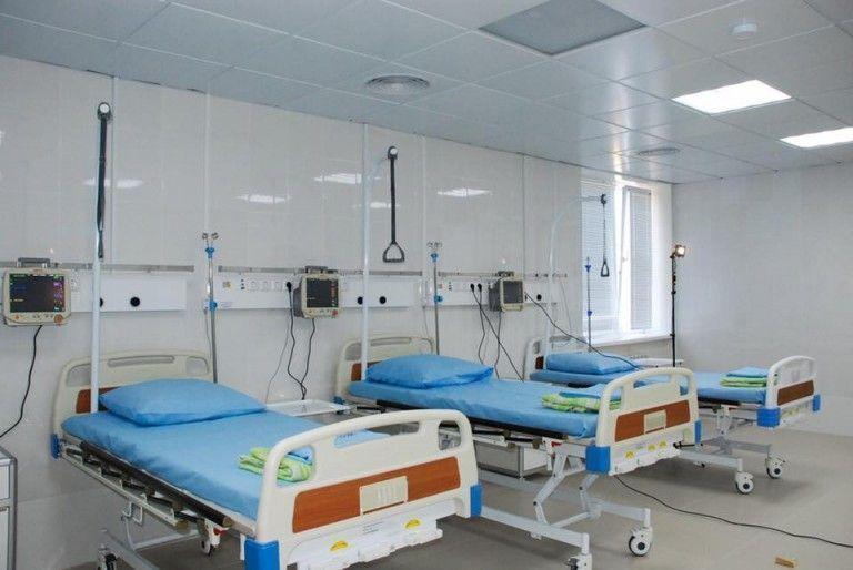 В Бахчисарайской больнице полностью прекращен приём пациентов с COVID-19