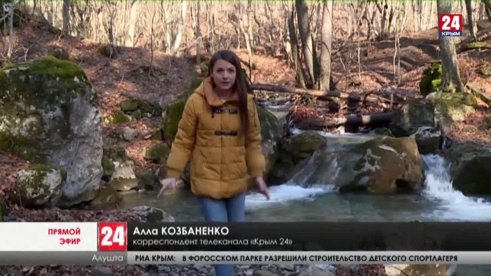 «Затянуть» краны потуже. На Южном берегу Крыма снова ввели графики подачи воды. Как это поможет сэкономить?