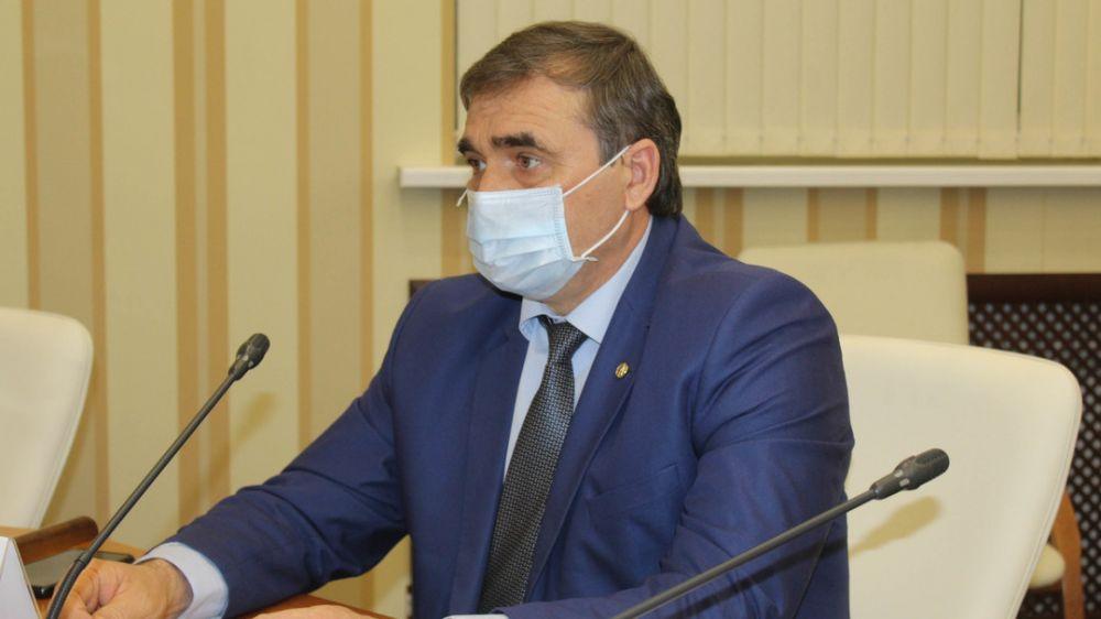 В 2021 году Минсельхоз Крыма ожидает увеличение показателей во всех отраслях сельхозпроизводства - Андрей Рюмшин