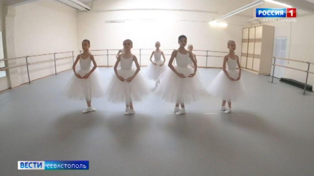 Академия хореографии представит Севастополь на конкурсе в Швеции