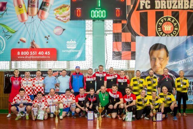 В Крыму прошел кубок по мини-футболу среди ветеранских команд сельских поселений