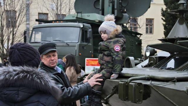 Военный эксперт объяснил необходимость милитаризации Крыма