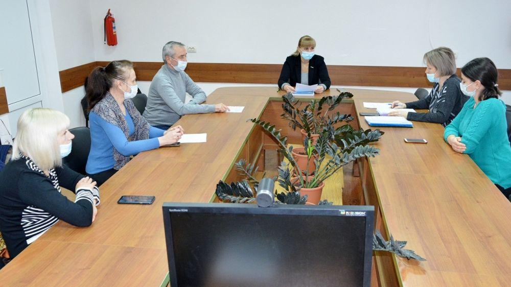 Состоялось заседания Комиссии по оказанию адресной материальной помощи гражданам, находящимся в трудной жизненной ситуации