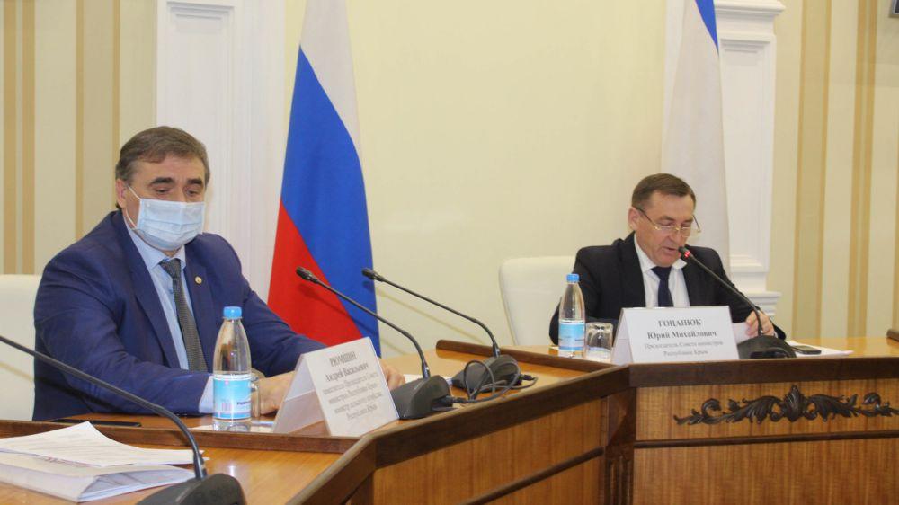 Зарплата крымских аграриев в 2020 году выросла более чем на 7% к уровню 2019 года – Андрей Рюмшин