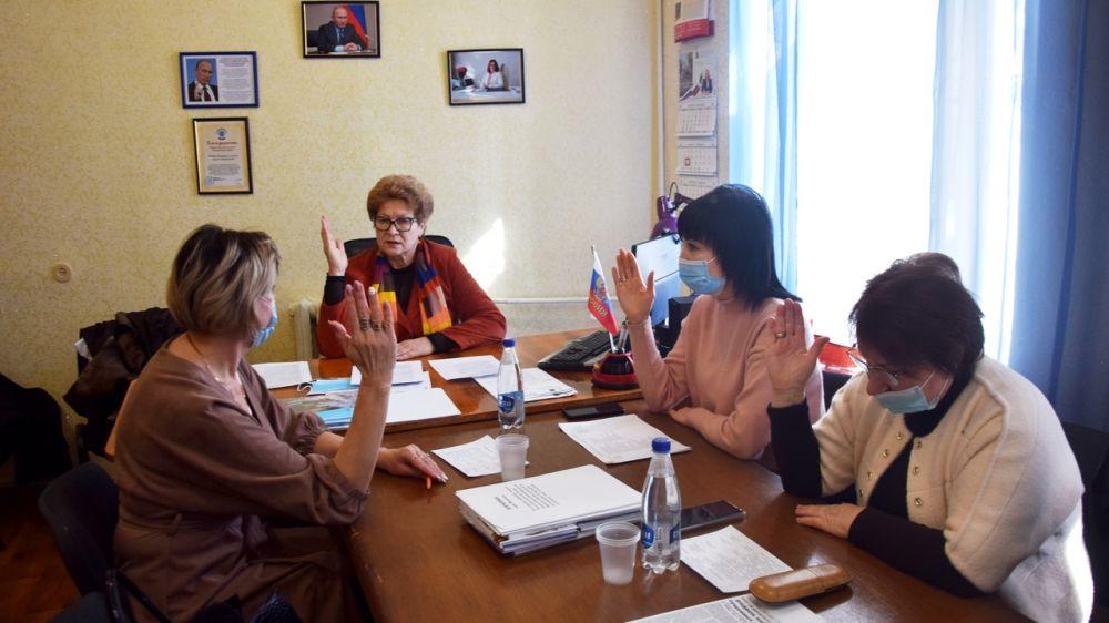 В Евпатории определили номинантов на премию Дувана