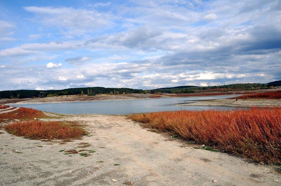 Ученые прогнозируют, что крымские водохранилища наполнятся к апрелю