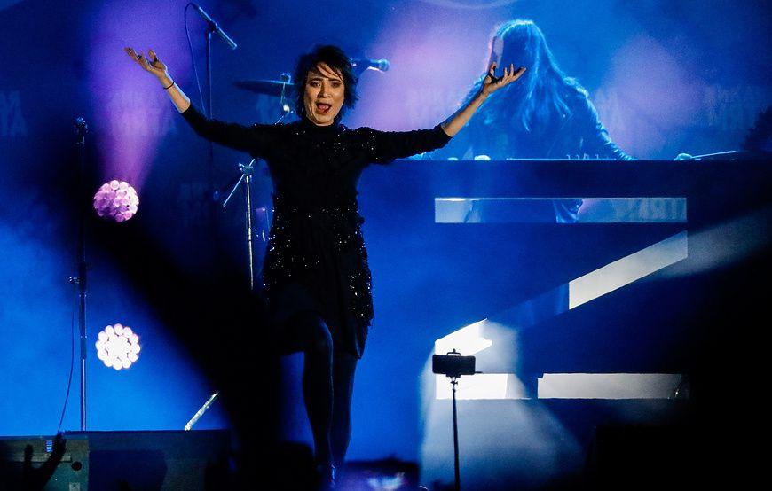 Земфира выпустила первый за восемь лет студийный альбом
