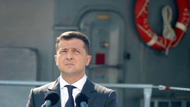 """Зеленский поручил Кабмину запустить """"крымскую платформу"""""""