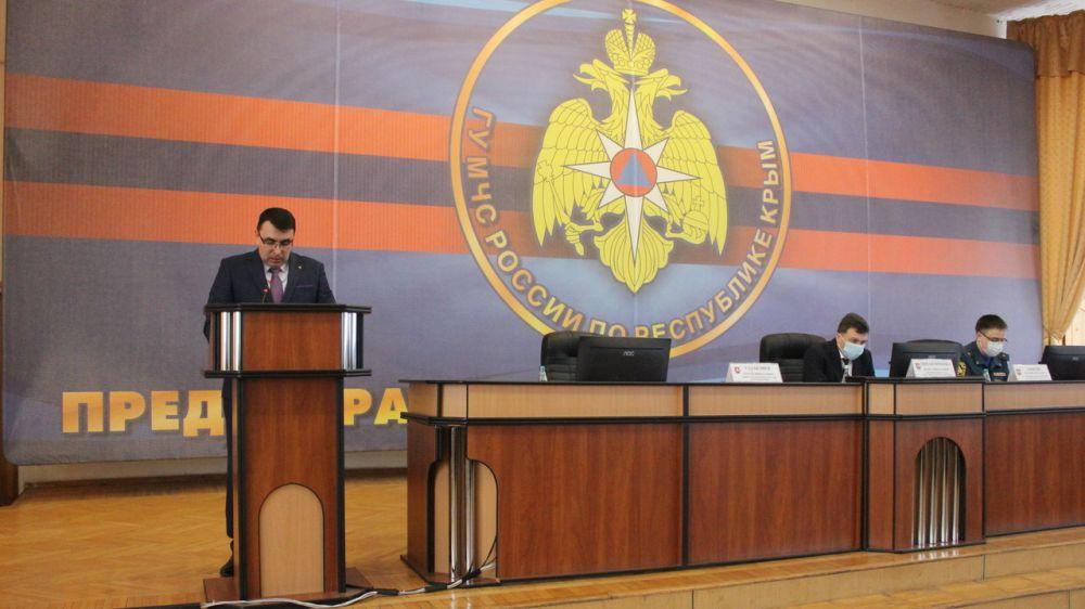 Состоялось заседание Коллегии по итогам работы за 2020 год и основных заданиях на 1-е полугодие 2021 года