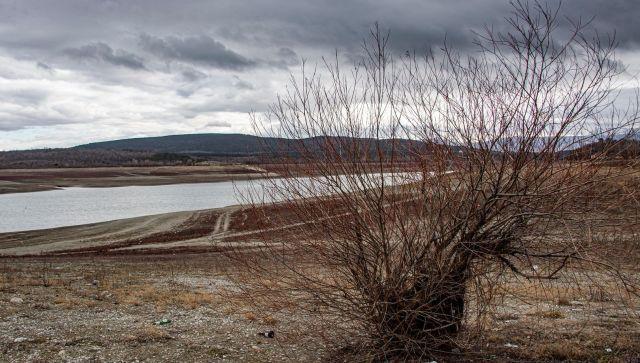 Когда наполнится Симферопольское водохранилище - прогноз