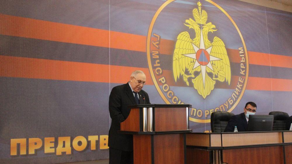 Общественная палата Республики Крым обращает внимание спасателей на некоторые вопросы обеспечения безопасности, волнующие жителей полуострова