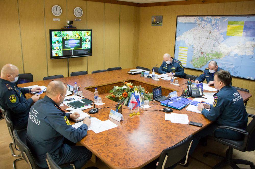 Заседание Коллегии по подведению итогов работы за 2020 год и постановке задач на 2021 год