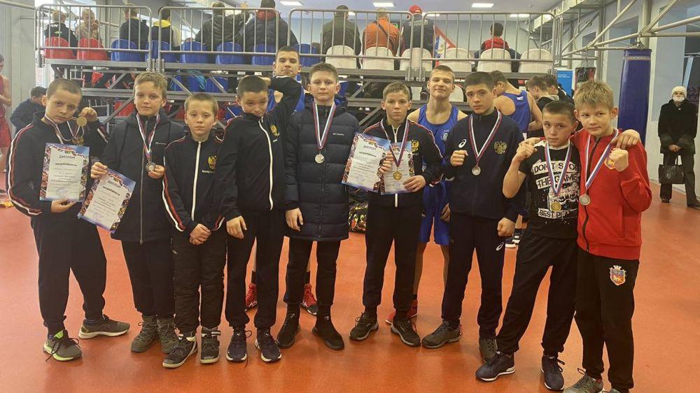 Ялтинские боксеры завоевали медали в трехдневном турнире в Севастополе
