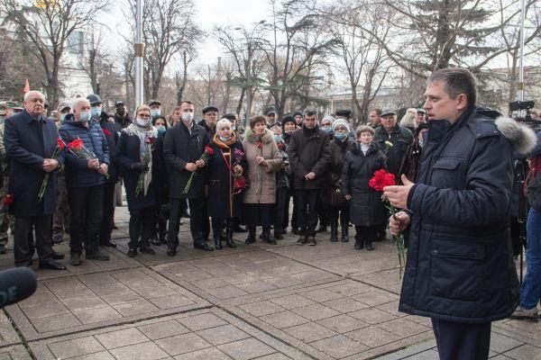 Владимир Бобков: 26 февраля 2014 года — точка отсчета событий Крымской весны