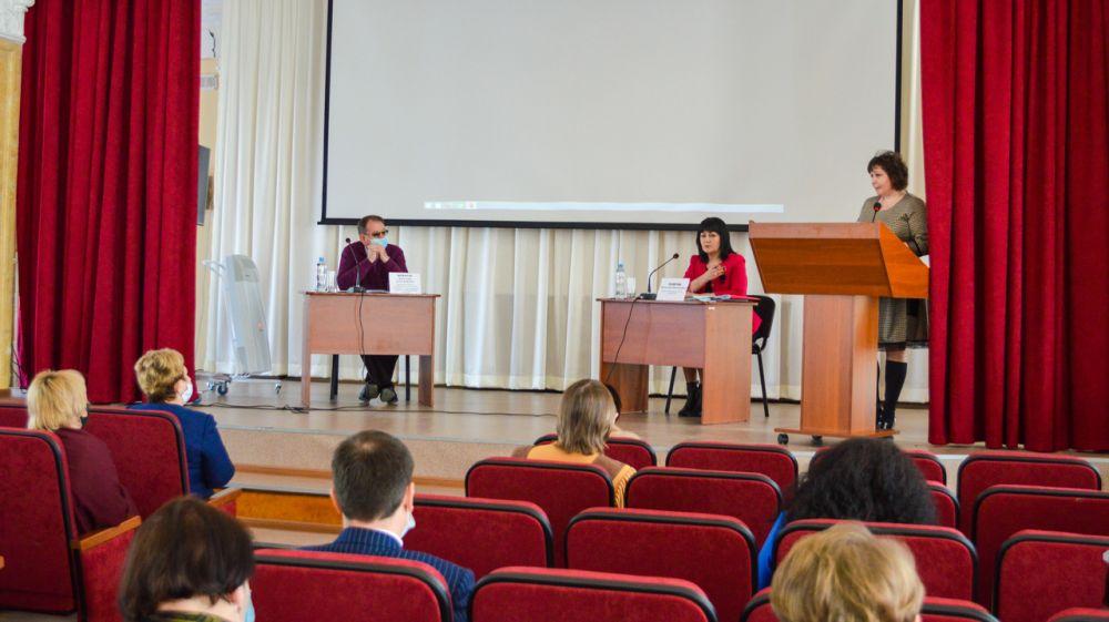 В Симферополе состоялось заседание коллегии Министерства образования, науки и молодежи Республики Крым