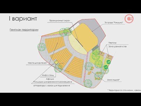 Члены архитектурно-художественного совета утвердили проект реконструкции «Ракушки» (СЮЖЕТ)