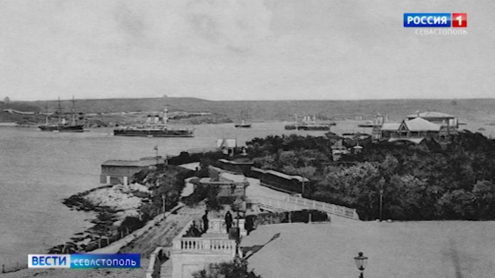 Как в Севастополе более века назад решали проблему нехватки воды