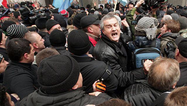 В тот день Украина потеряла Крым - Аксенов о митинге 26 февраля