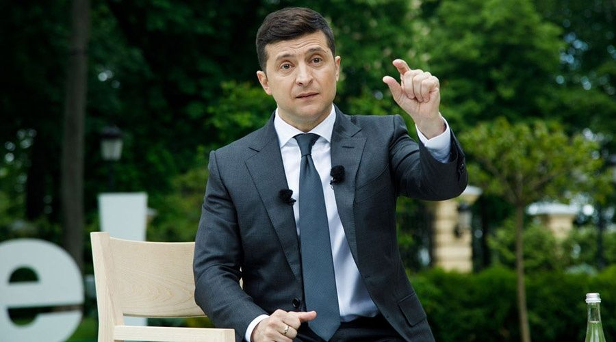 Аксенов рассказал об имуществе президента Украины Зеленского в Крыму