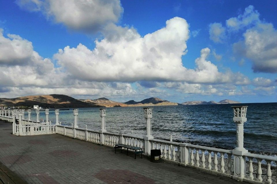 Погода в Крыму на 27 февраля: переменная облачность и тепло до +13