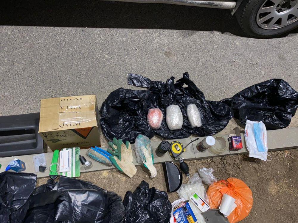 В Севастополе задержали владельца интернет-магазина наркотиков