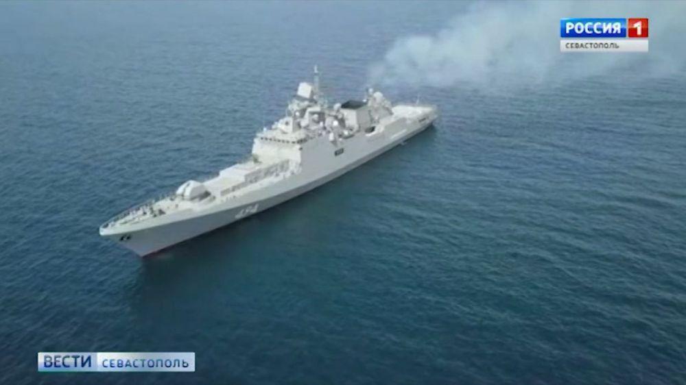 Боевой корабль Черноморского флота впервые зашёл с визитом в Порт-Судан в Красном море