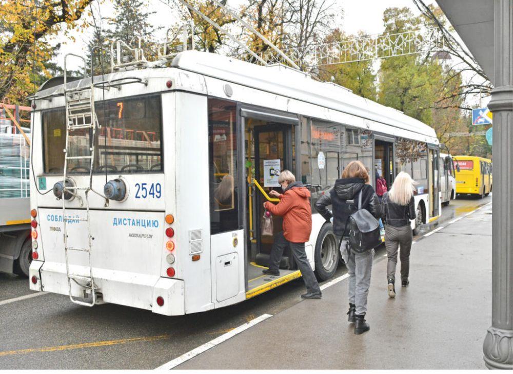 Какие перемены ждут «Крымтроллейбус»?