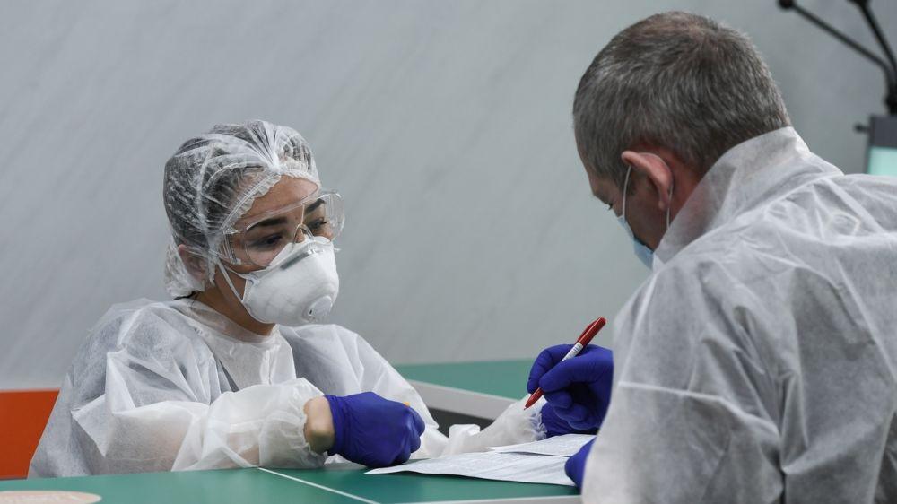 Сергей Аксёнов заявил о регистрации в Крыму 62 новых случаев коронавирусной инфекции