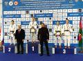 Крымские дзюдоисты выиграли три медали на первенстве ЮФО