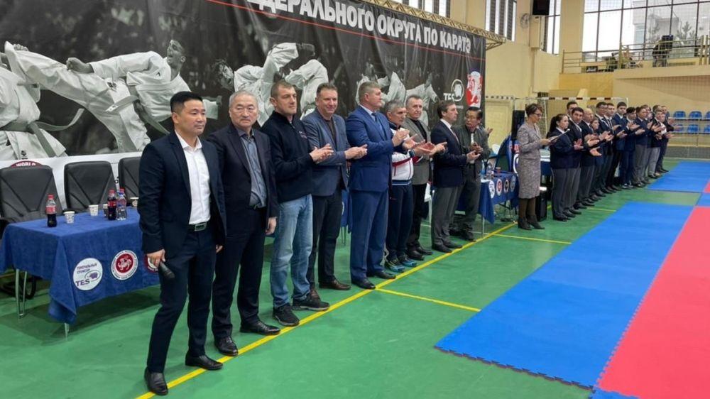 В Симферополе состоялось первенство ЮФО по каратэ