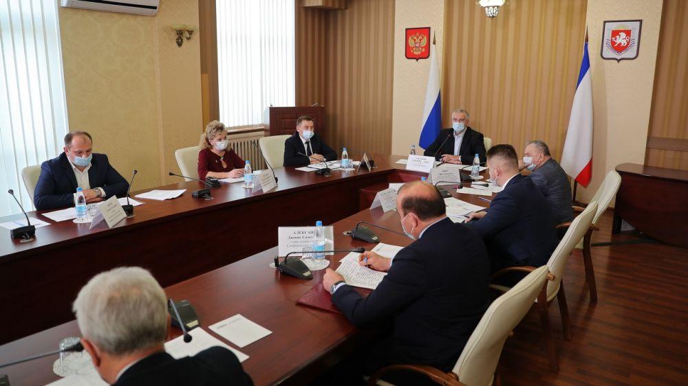 Сергей Аксёнов поддержал инициативу увеличения штрафных санкций за самовольный сброс нечистот в водные объекты
