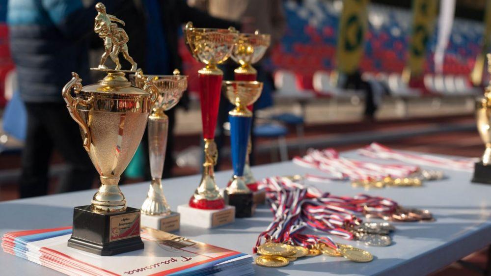 Севастопольские регбисты взяли золото и бронзу на турнире в Крыму