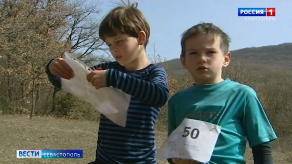 В Севастополе прошёл чемпионат по спортивному ориентированию