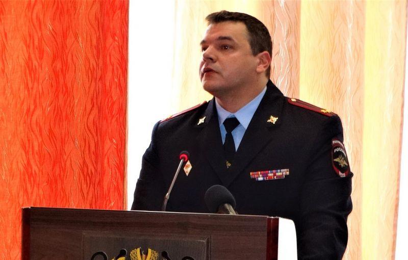 Начальник УМВД России по г. Керчи выступил перед депутатами с докладом по итогам оперативно-служебной деятельности за 2020 год