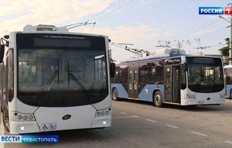 В Севастополе проверяют соблюдение норм санобработки общественного транспорта