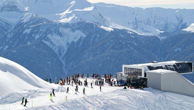 Краснодарские курорты за зиму приняли более 2 млн туристов