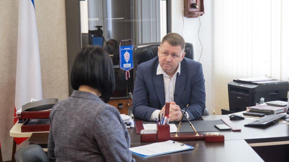 Михаил Афанасьев: Благодаря системе видеоконференцсвязи, организованной Мининформом РК, за 2020 год прошло более 1500 совещаний и приемов граждан