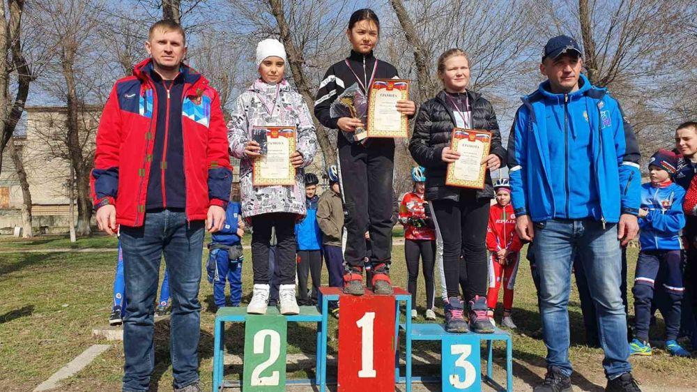 В Белогорском районе состоялись соревнования по велоспорту