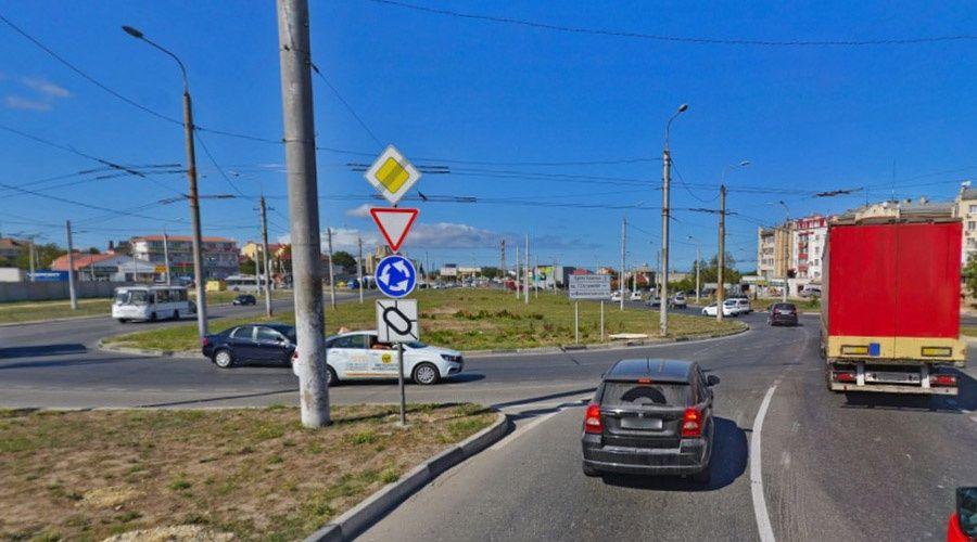 Севастопольский «огурец» сделают двухуровневой развязкой