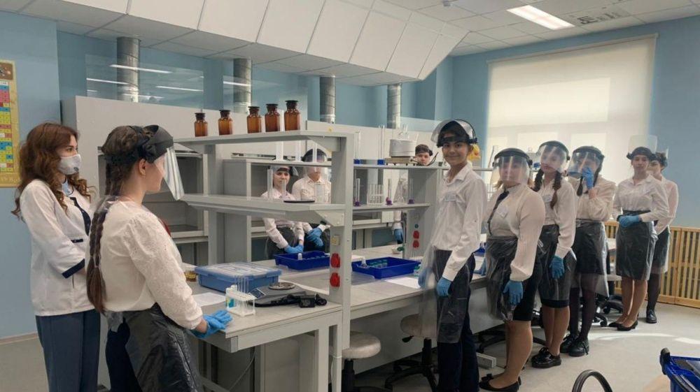 В Севастополе новая школа «Экотех+» готова к приёму учеников