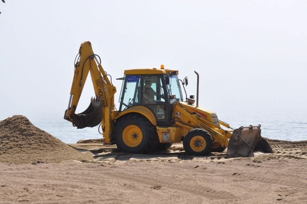 Прокуратура Крыма пресекла незаконную добычу песка в Старокрымском лесничестве