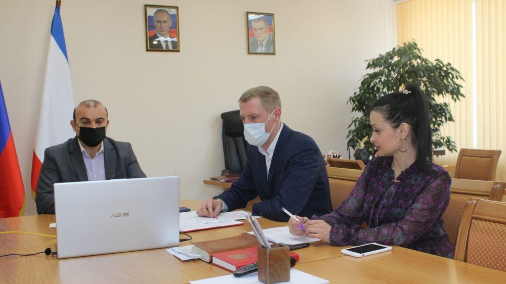 Дионис Алексанов принял участие в заседании Комиссии по предупреждению и ликвидации чрезвычайных ситуаций и обеспечению пожарной безопасности Республики Крым