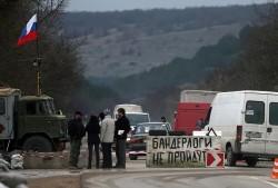 Хроника Крымской весны. 2 марта: силовики приносят первую присягу на верность Крыму